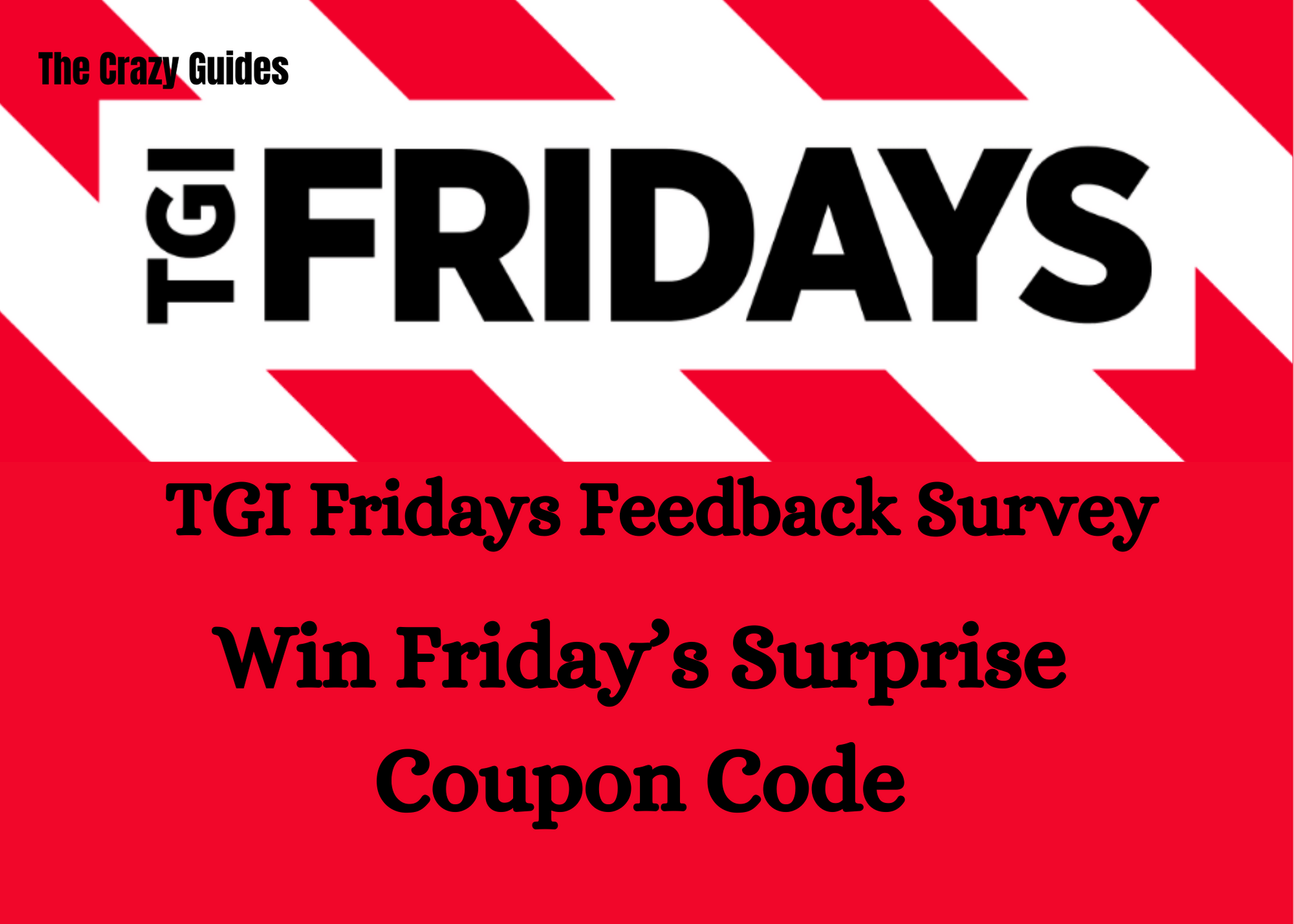 tgi fridays feedback survey
