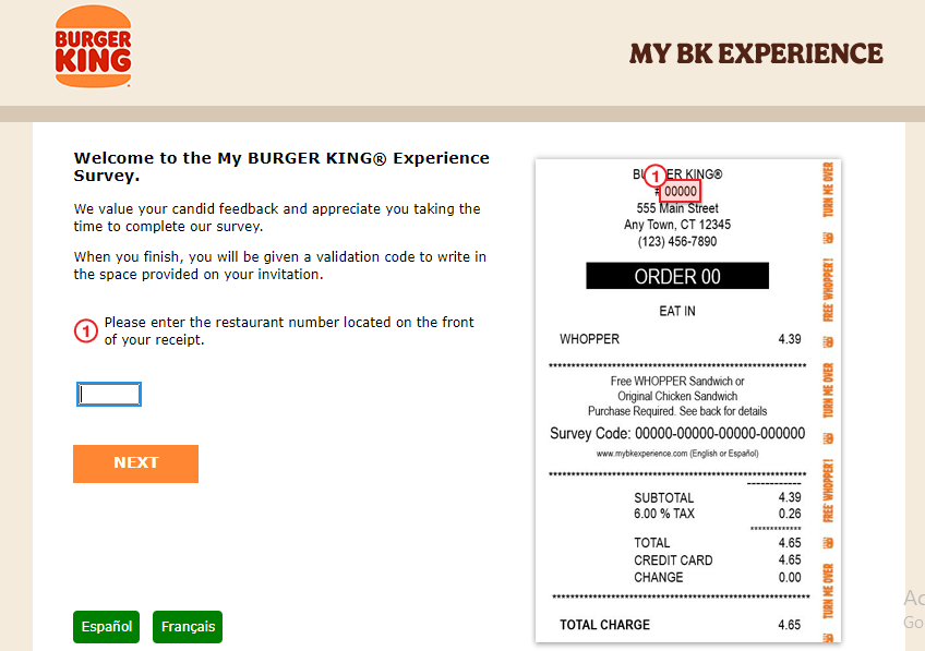 mybkexperience.com