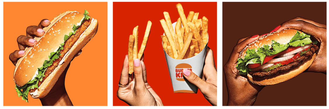 Burger king experience
